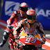 MotoGP: Marc Márquez prevalece en Le Mans sobre los hombres de Ducati