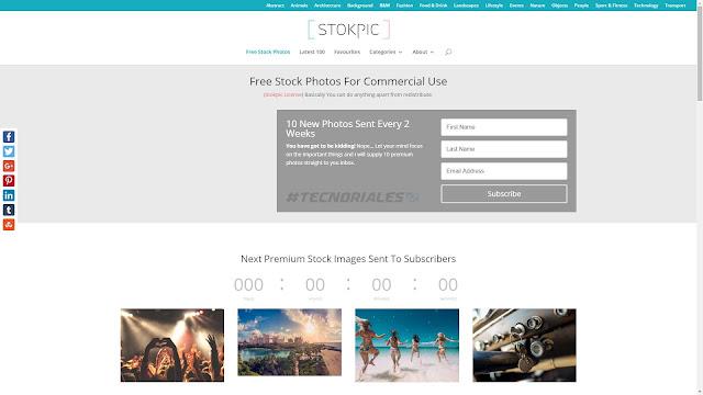 stokpic bajar fotos stock gratis
