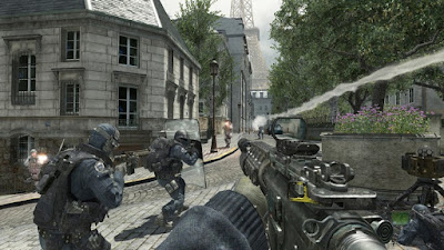 Call Of Duty Warfare 3 Game For PC Free Download
