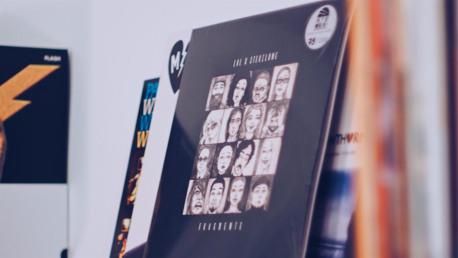 FRAGMENTE von LBL x STERILONE Vinyl