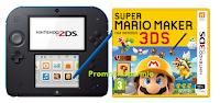 Logo Con Danone vinci Console Nintendo + Gioco SuperMario