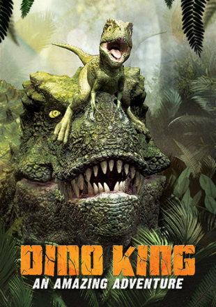 The Dino King 2012 BluRay 480p Hindi Dual Audio 280MB