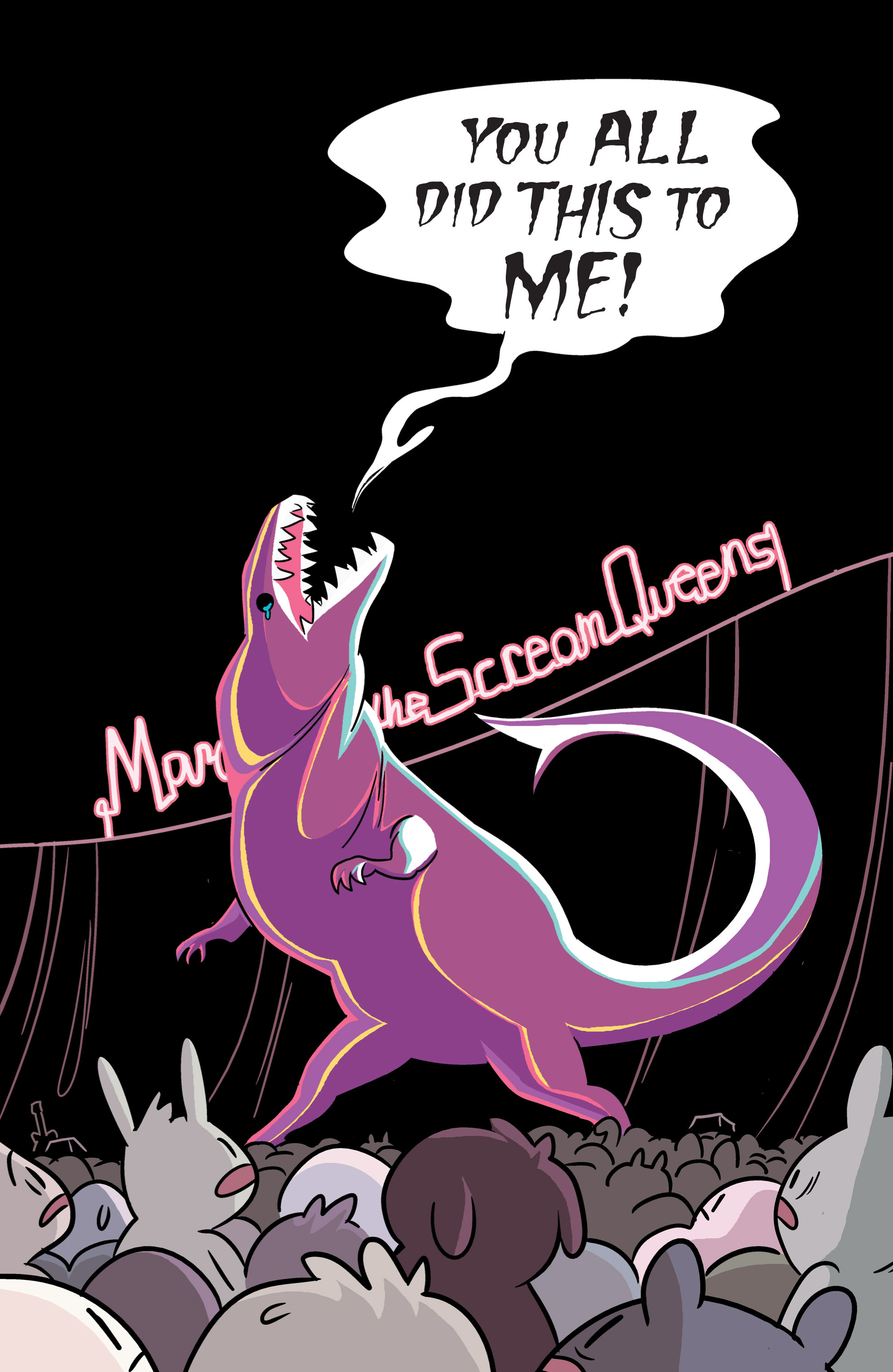 Read online Adventure Time: Marceline and the Scream Queens comic -  Issue #6 - 11