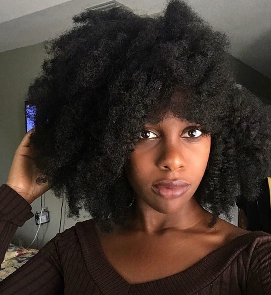 Moisture and protein are very important in healthy natural hair
