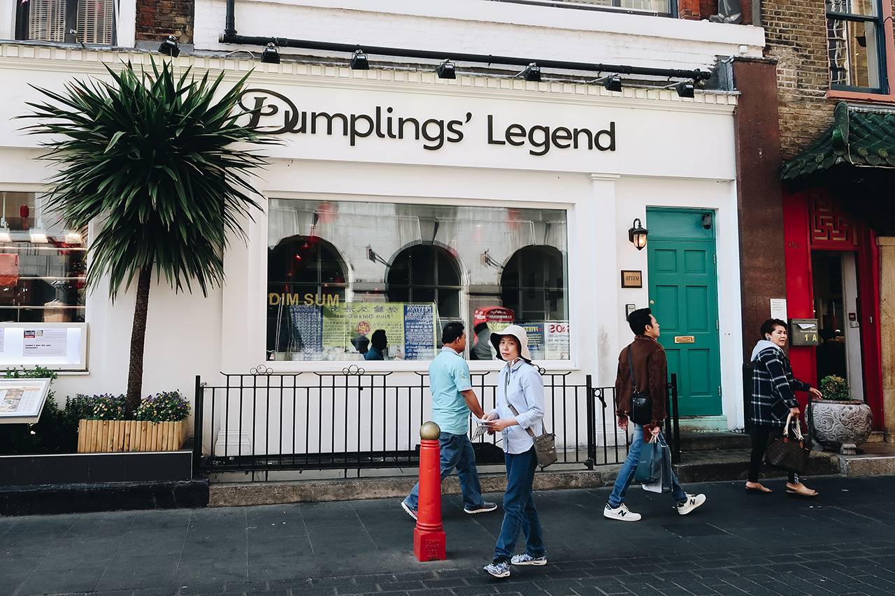 London Chinatown: Best Restaurants & Shops Dumplings Legend