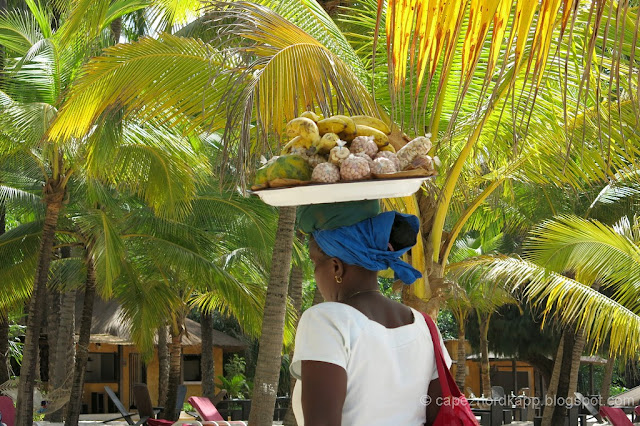 Relaxen in Senegal