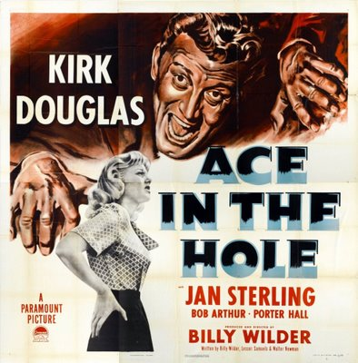 Ace in the Hold 1951 movieloversreviews.filminspector.com film poster