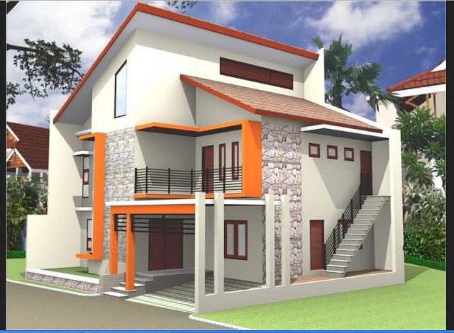 Sample Rancangan Membangun Rumah Minimalis Biaya Dibawah ...