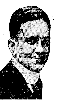 Robert H. Leitfred (1891-1968) - Author photo c. 1918