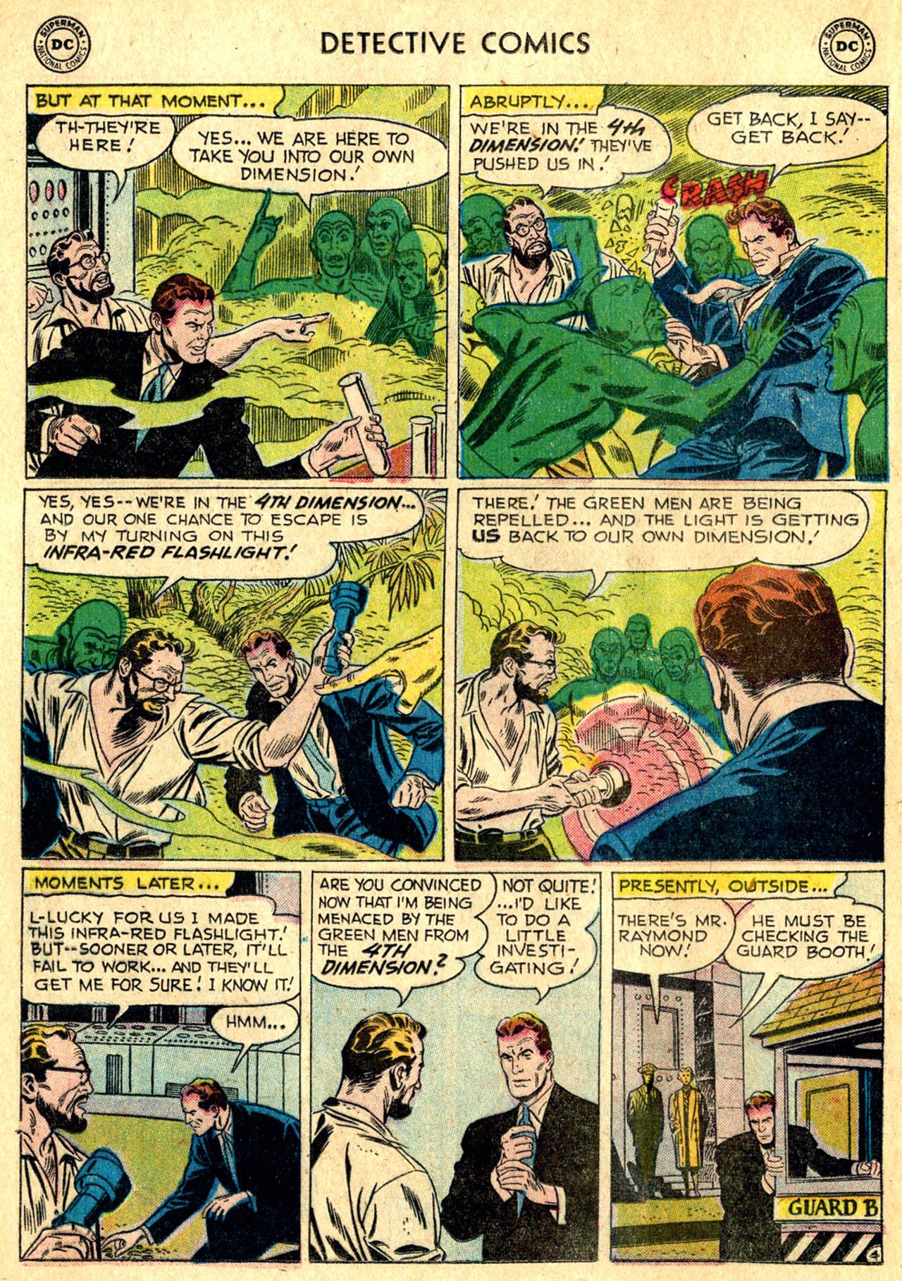 Detective Comics (1937) 238 Page 19