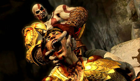 World Online: Fatality do Kratos em Mortal Kombat