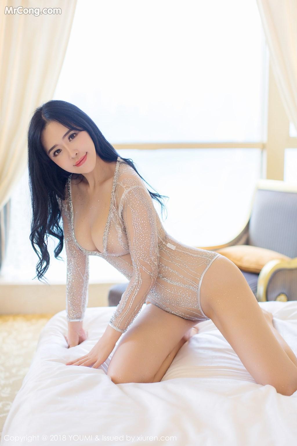 Image YouMi-Vol.124-Liu-Yu-Er-MrCong.com-011 in post YouMi Vol.124: Người mẫu Liu Yu Er (刘钰儿) (41 ảnh)