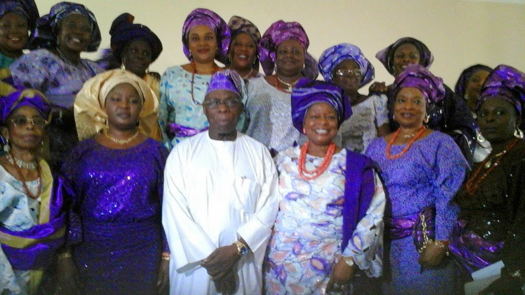 yoruba women leaders obasanjo