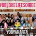 #88LOVELIFESoiree in Yogyakarta!