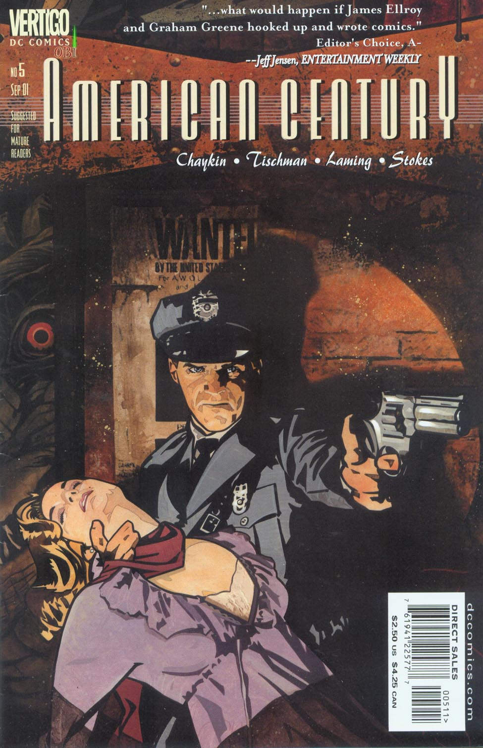Read online American Century comic -  Issue #5 - 1