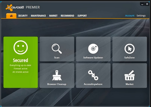 Avast Premier 2014 Full Activator Key Free Download for pc