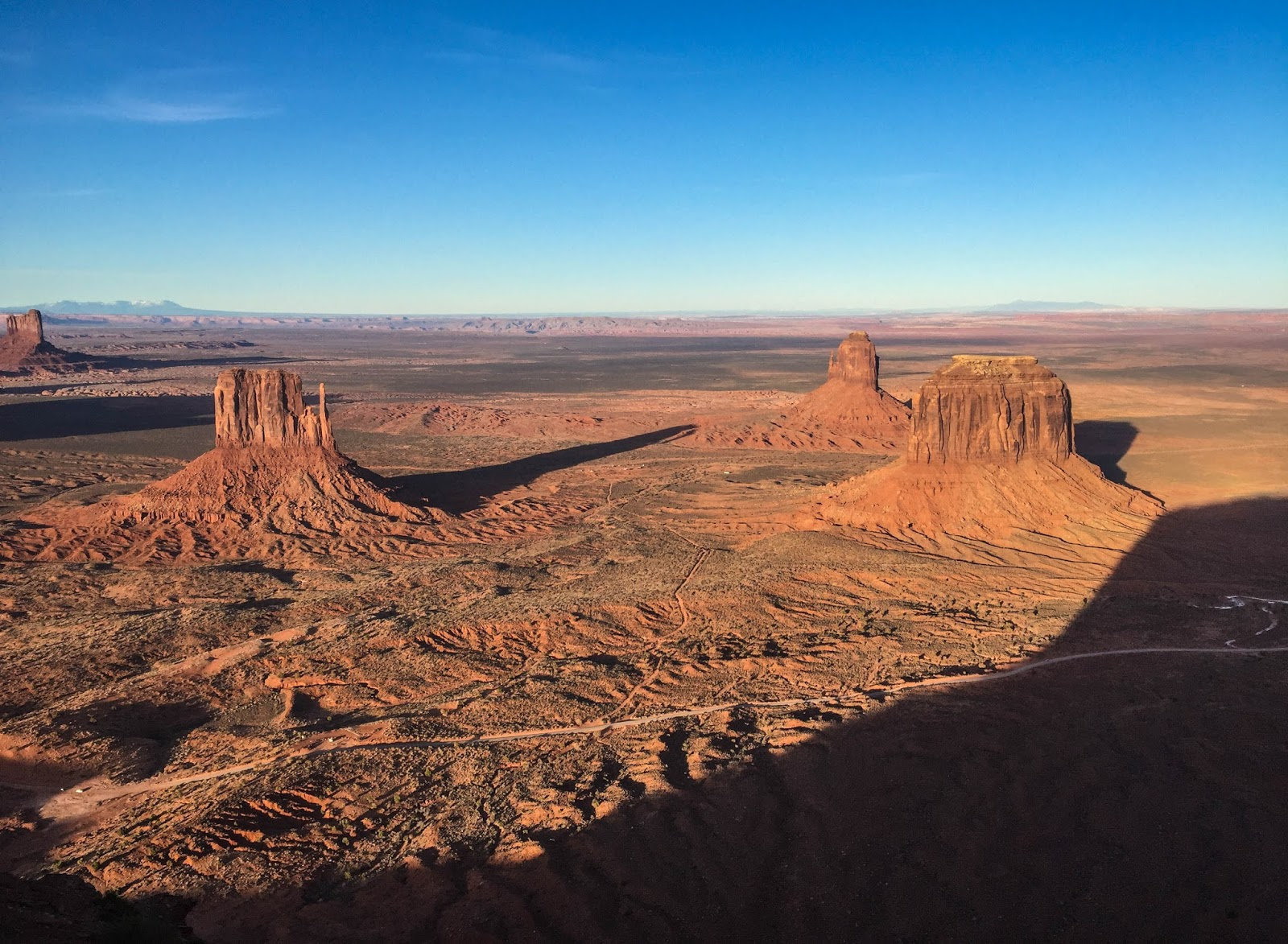 """Silent Mover: Monument Valley 50m – a glorious slog through """"the"""