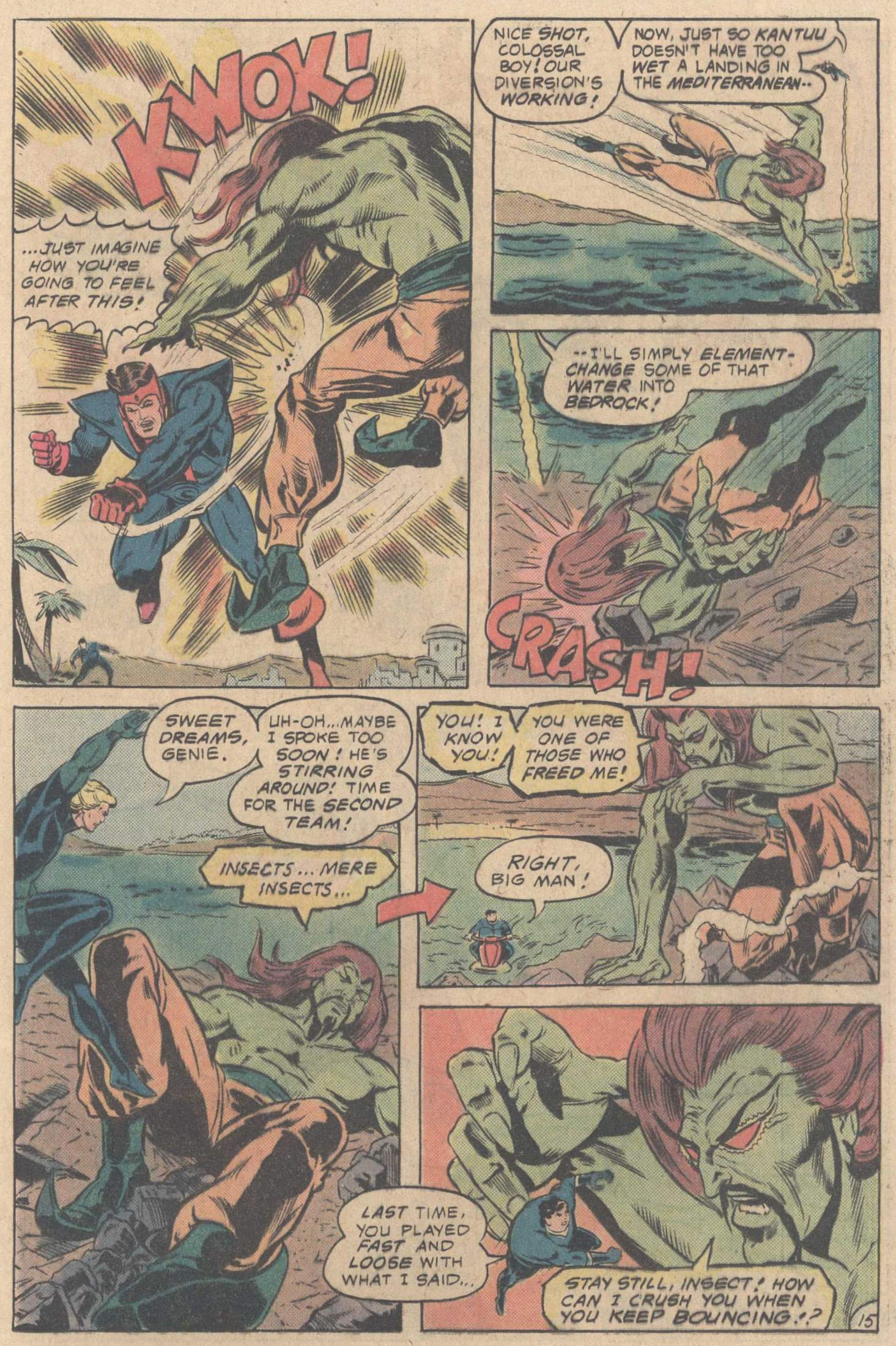 Legion of Super-Heroes (1980) 267 Page 20