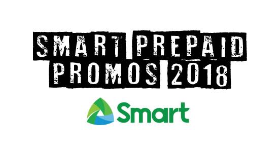 List of Smart Prepaid Promos 2018: Call & Text, Data (Mobile, PC internet), etc