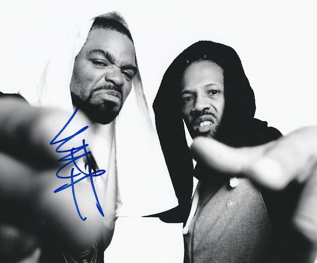 The Halftime Show: Method Man & Redman (11/18/98)