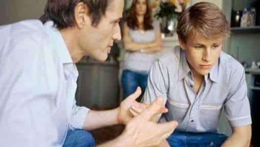 تربية الأولاد المراهقين