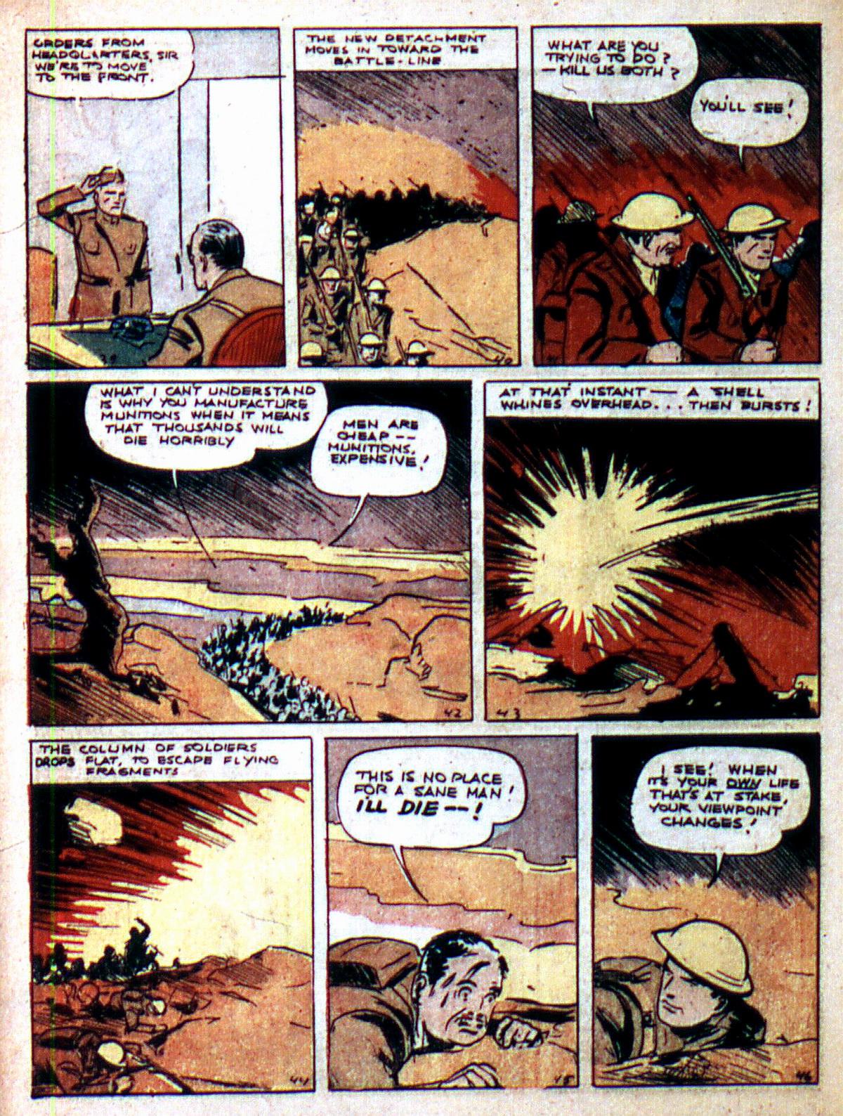 Action Comics (1938) 2 Page 7