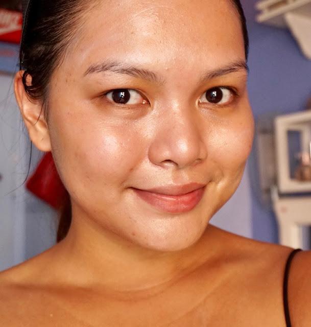 Effect Cream Beauty Face Fresh Side