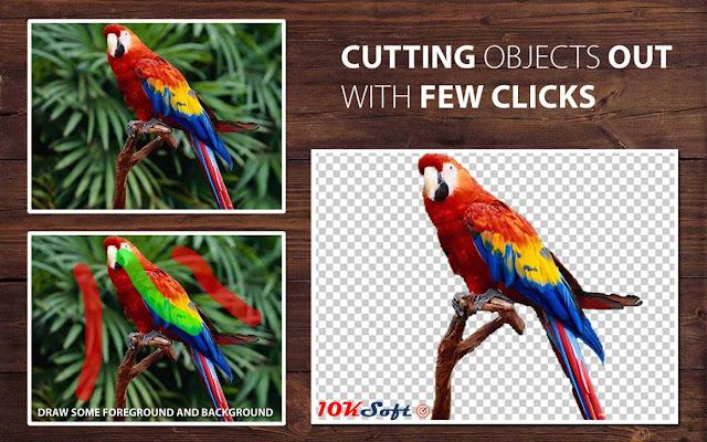 PhotoScissors 3 Offline Setup Free Download