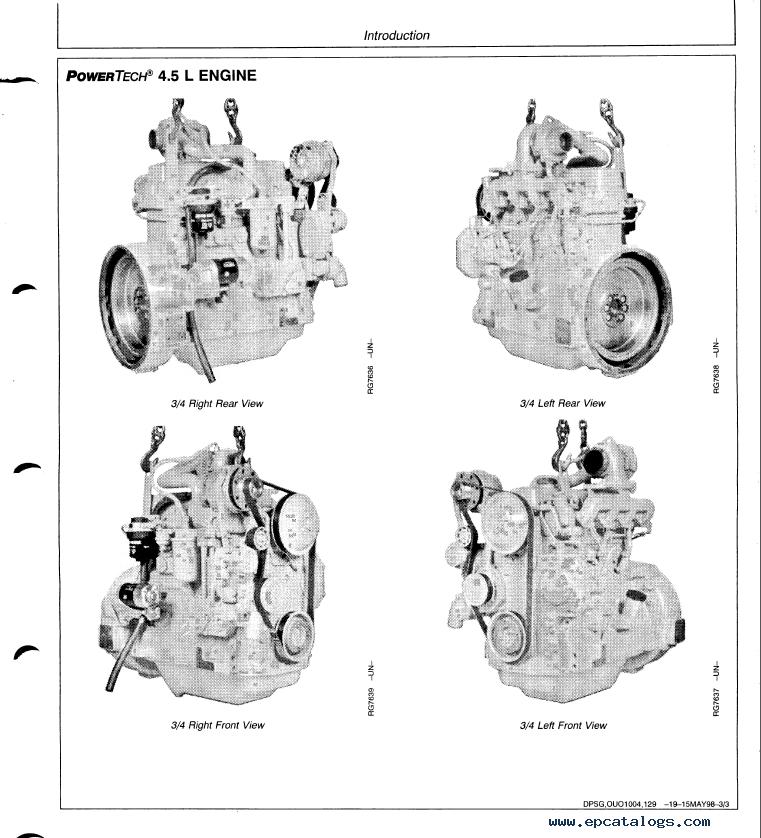 repair parts workshop manuals pdf