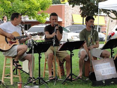 farmers' market band