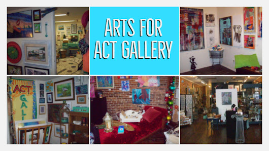 Become a Member of Arts for ACT Gallery