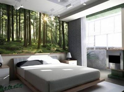 Foto Desain Kamar Tidur Utama