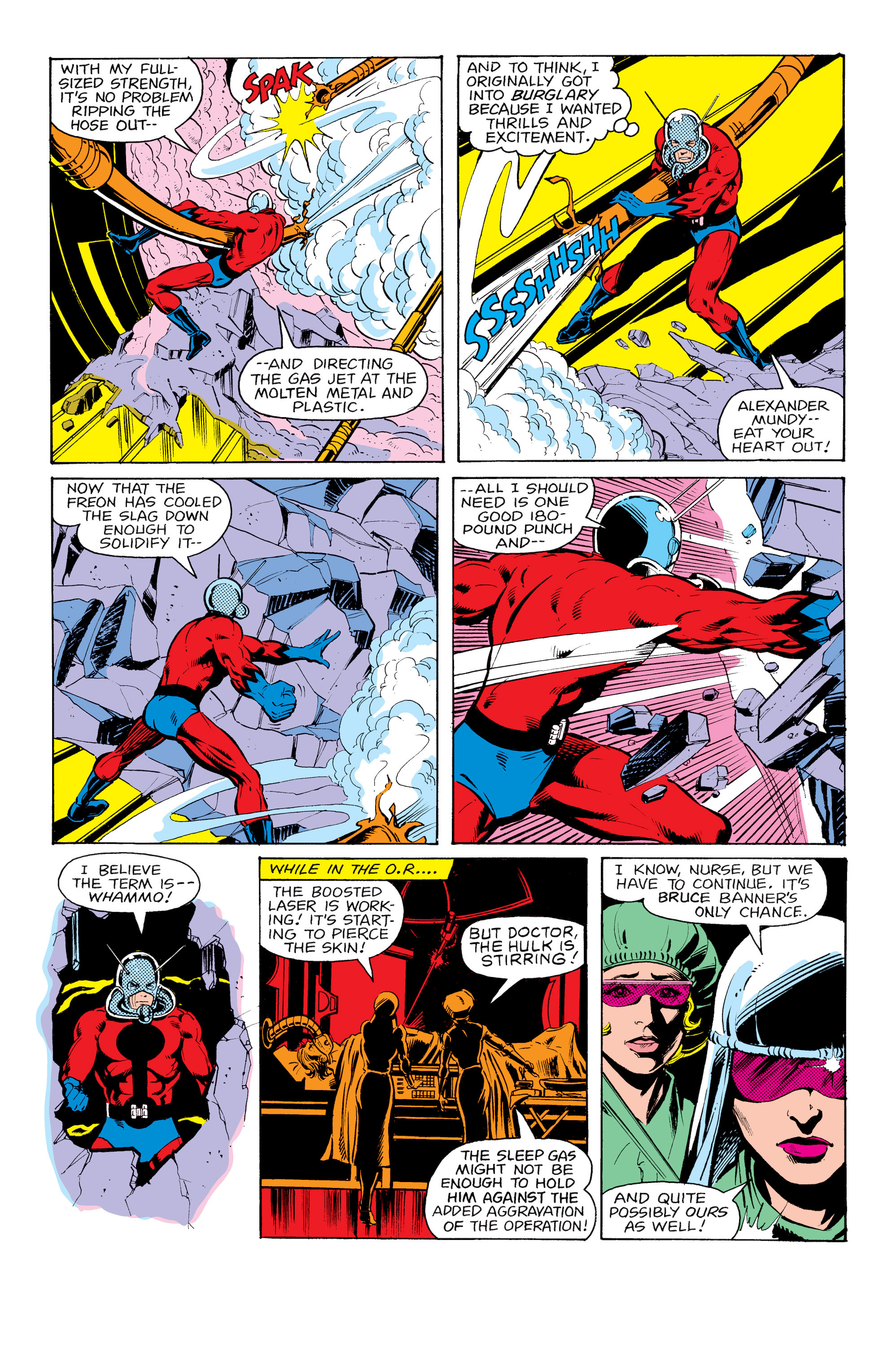 Read online Ant-Man comic -  Issue #Ant-Man _TPB - 92