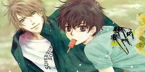 Anunciado anime do mangá Super Lovers!
