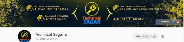 3nd Best Tech YouTube Channel In India