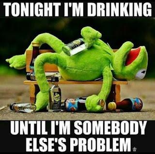 Tonight I'm Drinking