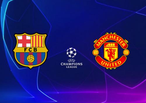 Barcelona vs Manchester United Full Match & Highlights 16 April 2019