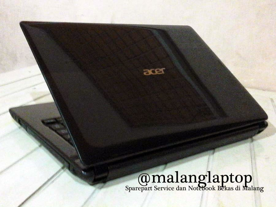 Laptop Bekas Acer 4750