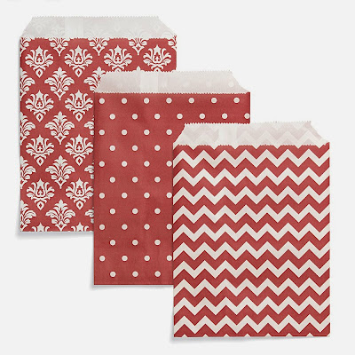 Designer Creations Ruby Paper Bags