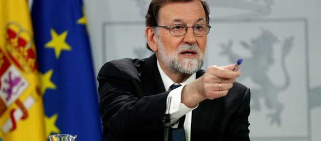 Έπεσε η κυβέρνηση Ραχόι στην Ισπανία - Τρίζουν τα θεμέλια της ΕΕ