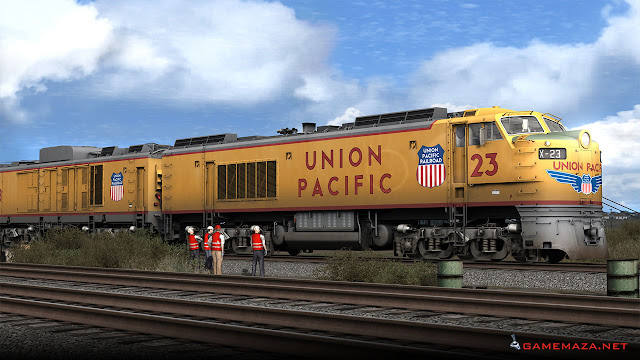 Train Simulator 2016 Gameplay Screenshot 3