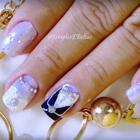 Unhas decoradas simples e bellas