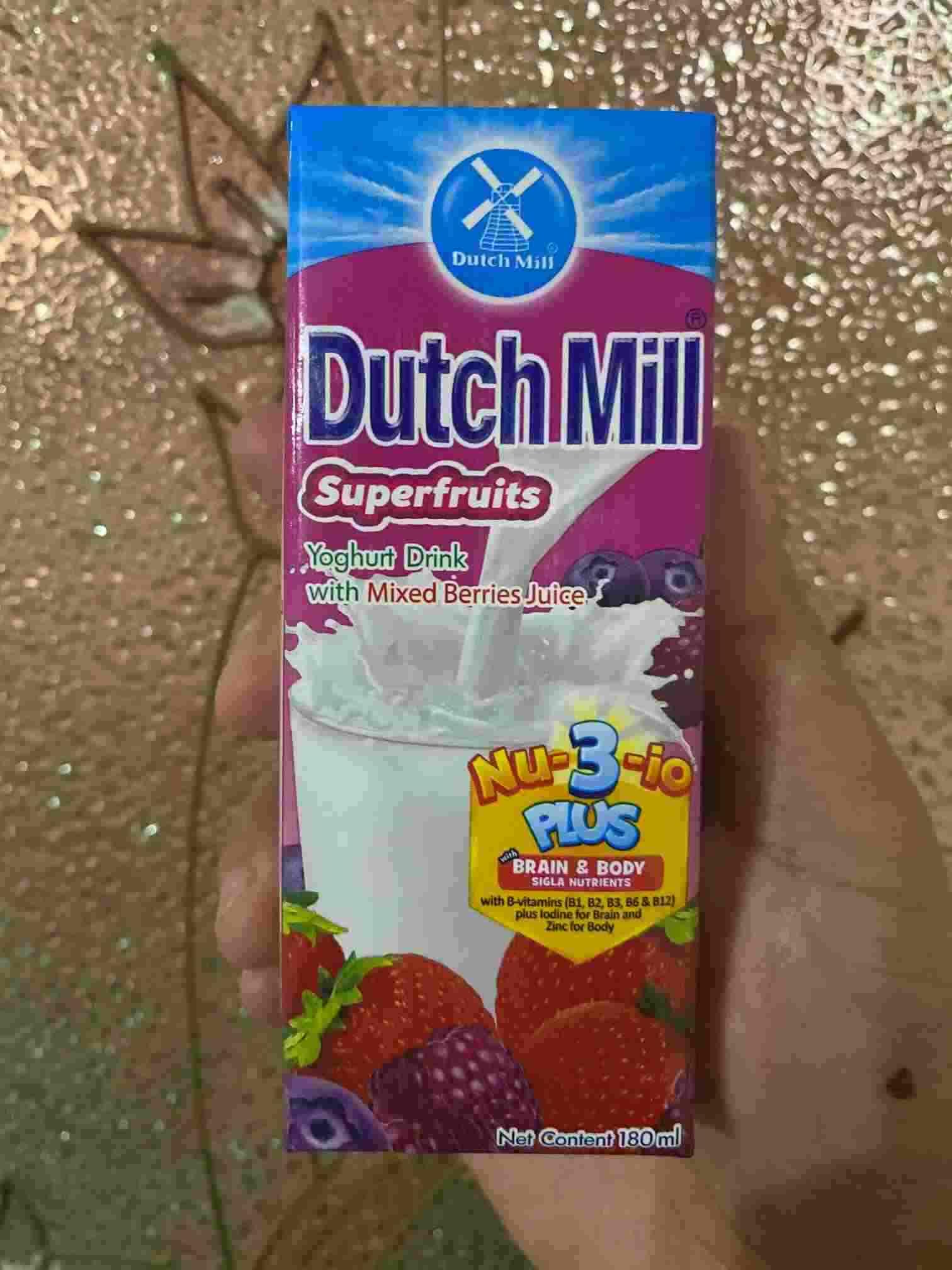 Dutch Mill Yoghurt Drink Superfruits Flavor