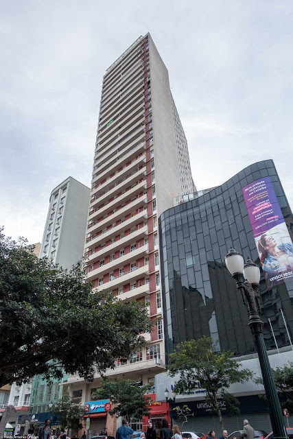vista do Edifício Tijucas