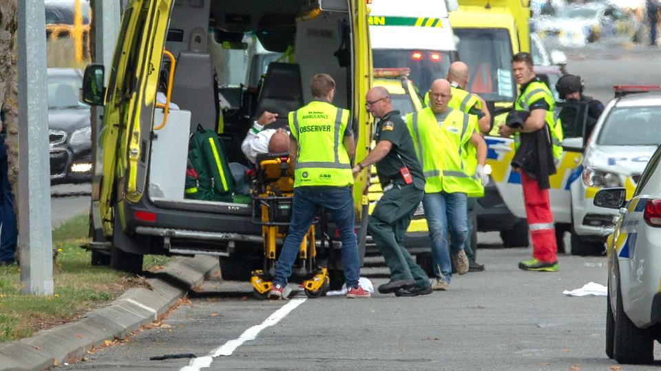 تفاصيل الهجوم الإرهابي على مسجدين بنيوزيلاندا