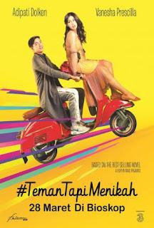 Film #Teman Tapi Menikah 2018 (Indonesia)