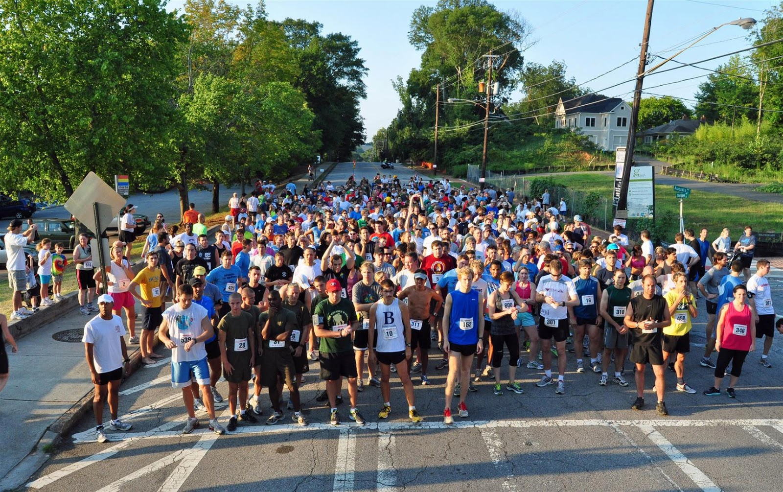 Kick off the 15th Grant Park Summer Shade Festival at the Annual Adams Realtors 5K  via  www.productreviewmom.com