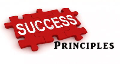 The Principles Of Sucess