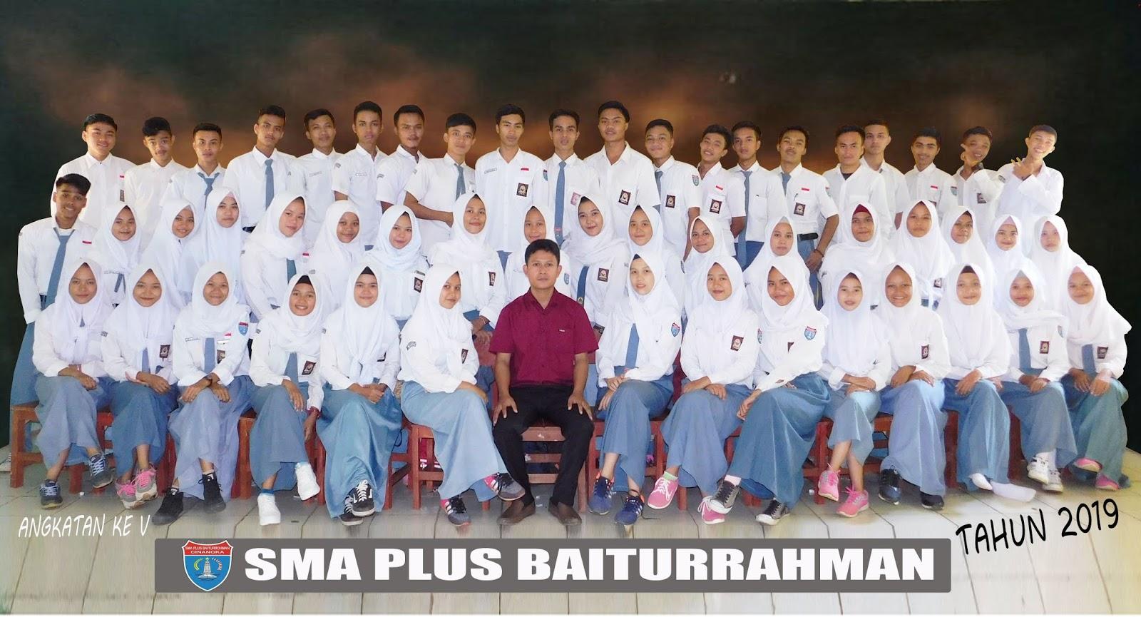 SMA PLUS BAITURRAHMAN