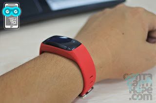 review smartband lenovo hw01 indonesia